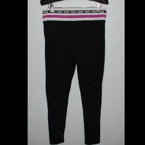 PINK Victoria's Secret Pants - Victoria's Secret PINK Yoga Leggings